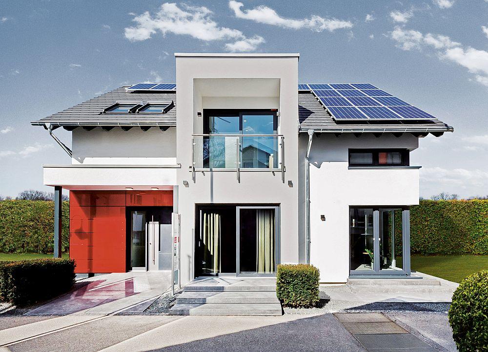 Nachhaltigkeit im Bau - was ist das eigentlich? (Foto: OKAL Haus GmbH)